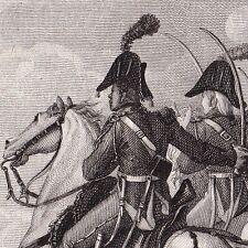 GUIDES Napoléon Bonaparte Arcole Révolution Française Campagne d'Italie 1825