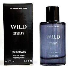 Wild man Pfeffer Lavendel Holz Lucien Herr Duft EdT Eau Toilette / Parfum Parfüm