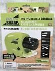 Knife/Tool Sharpener. Brand: SWIFTY SHARP. Precision, cordless, motorized. NEW!