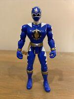 Bandai Power Rangers Blue Dino Thunder 5.5 Inch Action Figure 2003