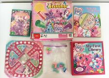 My Little Pony Water Pinball Game Fill With Water Gift Present Girls Toy Travel