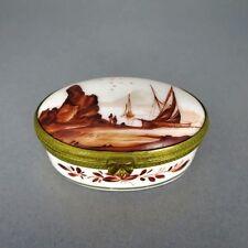 Porzellan-Dosen, - Töpfe & -Zierschalen aus Limoges