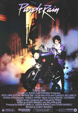 PRINCE POSTER A3 SIZE 297X420MM - BUY2GET1FREE - FREE UK POST (6) PURPLE RAIN