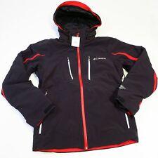 $260 Columbia Men's Millenium Blur Jacket Size Medium Black NEW Style #152340