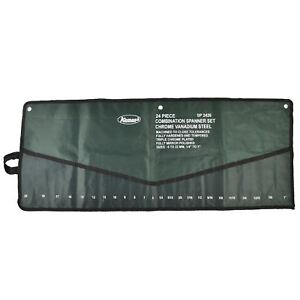 Tool Roll Spanner Storage Pouch Holder 24 Pocket MC21