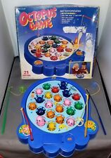 Antelope Battery Operated Octopus Fishing Game Vintage 1985