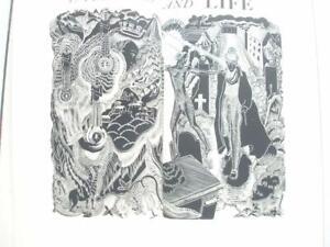 DREAMS & LIFE By Gerard de Nerval First Editions Club/Boar's Head Press 1933 20N