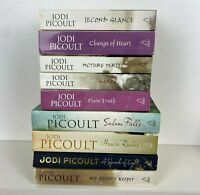 9 Lot Jodi Picoult-Change of Heart,Plain Truth,Second Chance,House Rules,Mercy+