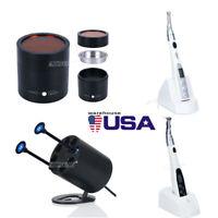 US Dental Composite Resin Heater Warmer /16:1 LED Endo Motor Handpiece Equipment