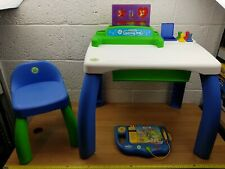 Leap Frog My First LeapPad Learning Desk, Chair and Learning System