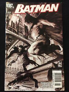 Batman #654 (DC, August 2006)