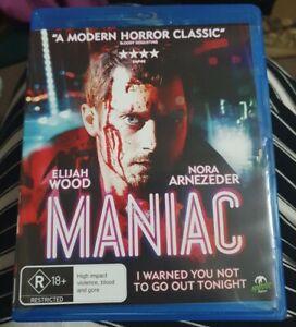 Maniac (Blu-ray, 2013)