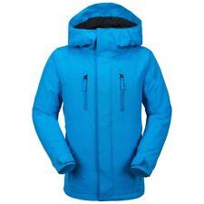 2018 NWT BOYS VOLCOM GARIBALDI INSULATED SNOWBOARD JACKET $170 12Y blue regular