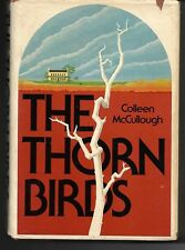 The Thorn Birds by Colleen McCullough (1977, Hardcover) 1st Edition