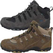 HI-Tec Quadra Mid WP Scarpe Uomo Outdoor Stivali Schnürschuh o010007-041