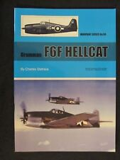 Warpaint 84 Grumman F6F Hellcat - Color Profiles Line Drawings Photos