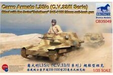 BRONCO CB35049 1/35 Carro Armato L35/c (C.V.33/II Serie)