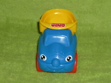 Fisher Price Toddler Toy Construction Dump Truck