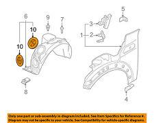 MINI OEM 07-15 Cooper Fender-Access Cover 51772751776