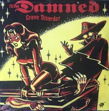 The Damned - Grave Disorder LP Vinyl Record