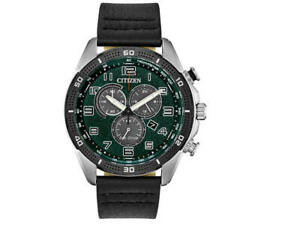 Citizen Men's AT2441-08X AR2.0 Chronograph Eco-Drive Watch