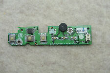Genuine Dell Latitude D600 Power , MIC, LED Board DAJM2CYB6A7 USED TESTED
