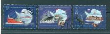 Russie - Russia 2006 - Y. & T. n. 6920/22 - 50 ans de recherches en Antarctique
