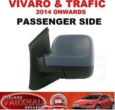 Côté Passager Vauxhall VIVARO van renault trafic Aile Miroir électrique et chauffé