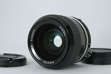 [Excellent] Nikon Ai Nikkor 28mm F/2 Wide Angle MF Lens From JAPAN D23