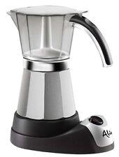 NEW Delonghi EMK6 Alicia Electric Moka Espresso Coffee Maker FREE SHIPPING