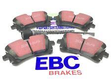 VW T5 Transporter EBC Ultimax Rear Brake Pads Black Stuff OE Replacement
