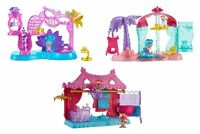 Fisher-Price Shimmer & Shine Teenie Genies Princess / Beach / Carpet Toy Playset