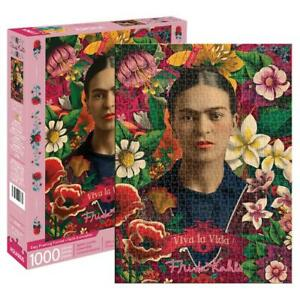 Frida Kahlo Puzzle, 1000 Pieces - Aquarius Free Shipping!