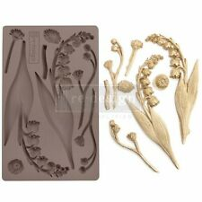 Re-Design by Prima Silicone Decor Mould - Bell Orchids