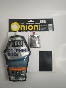 UPOL Dolphin Glaze With Onion Board Kit