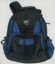 """Targus TSB215 Sport 15.4"""" Laptop Backpack Blue Black Notebook Travel Bag"""