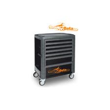 Cassettiera con sette cassetti nero Limited Edition , Beta C33/7-N