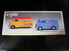 Corgi 97746 Toymaster Bedford Ca & Morris J Vans MINT Boxed