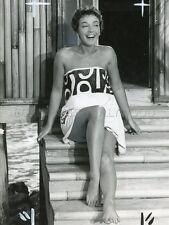 ANDREA PARESY  LES AMBITIEUX 1959 2 VINTAGE PHOTOS ORIGINAL LOT