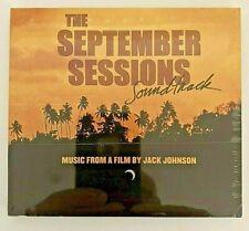 Jack Johnson - The September Sessions - Brand New Sealed CD