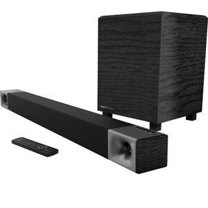 Klipsch Cinema 400 400W 2.1-Channel Dolby Digital Soundbar System - Open Box