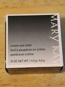 Mary Kay at Play Cream Eye Color = COASTAL BLUE  ***Discontinued***  NIB