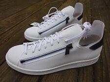 Adidas Y-3 Low Stan Smith Zipper White Men's Sneakers S82113 RUNS BIG READ BELOW