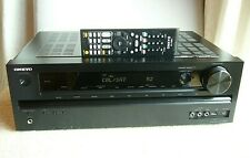 Onkyo HT-R558 5.1 Home Cinema Receiver with remote control *Free HDMI Cable*