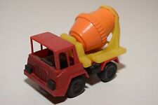JEAN GERMANY PLASTIC CEMENT MIXER TRUCK EXCELLENT CONDITION...