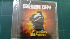 GREEN DAY - 21th CENTURY BREAKDOWN (CD SIGILLATO REPRISE 2009)