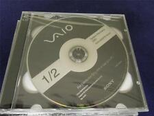 GENUINE SONY VAIO DVD FOR VGN-S480P/B SERIES BRAND NEW SEALED