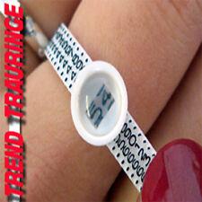 Ringgrößen selber messen Ringmass Ringweite Multisizer