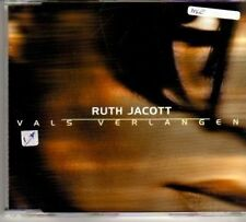 (BH249) Ruth Jacott, Vals Verlangen - 1999 CD