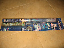 Batman & Robin wall activity mat with action stick-ons made in the USA 1996 !!
